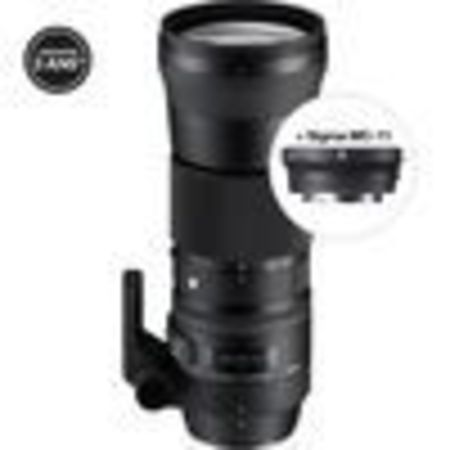 Sigma 150-600mm f/5-6.3 DG OS HSM Contemporary Monture Sony FE