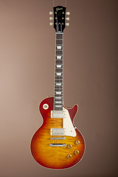 GIBSON 1960 LES PAUL REISSUE VOS WASHED CHERRY
